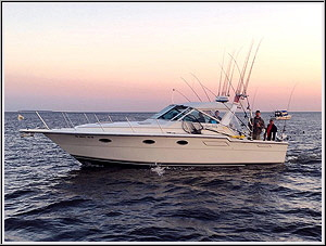 Dustin's Dream Fishing Charters :: Michigan City, Indiana Charters